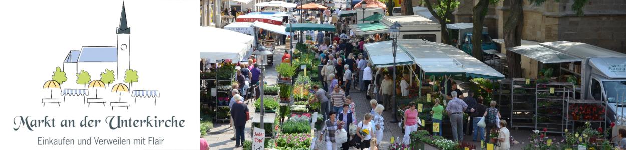 Wochenmarkt Duderstadt